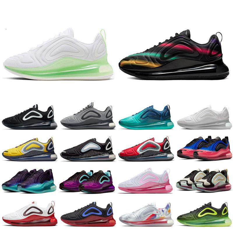 Mens Triple White Shoes Oreo Pink Blast Nightshade Bubble Pack Volt White Black Womens Mens Sports Outdoor Trainer Sneakers 36-45