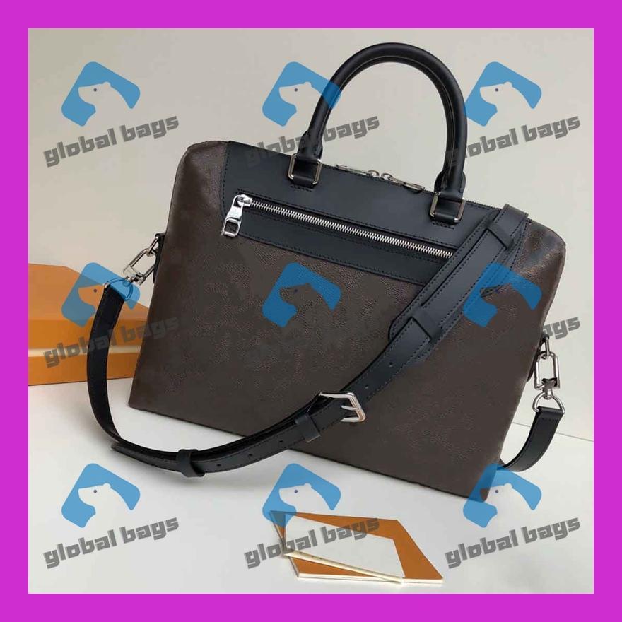 Сумки Компьютерная сумка для ноутбука Мужская сумка Мужская Messenger Мужская сумка Портфель MfioJ