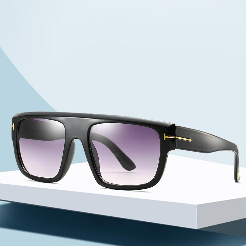 Yeni Lüks En Kaliteli Yeni Moda 211 Tom Güneş Gözlüğü Adam Kadın Erkek Için Erika Gözlük Ford Tasarımcı Güneş Gözlükleri Orijinal FT Box 0699