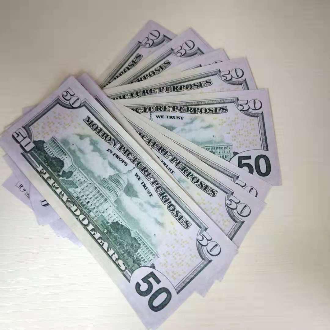 443 Симулятор 50Dollar реквизит валюта игры валюта доллар игра реквизит валюта розничная подарки горячие продажи бар реквизит доллар купюры детская игрушка