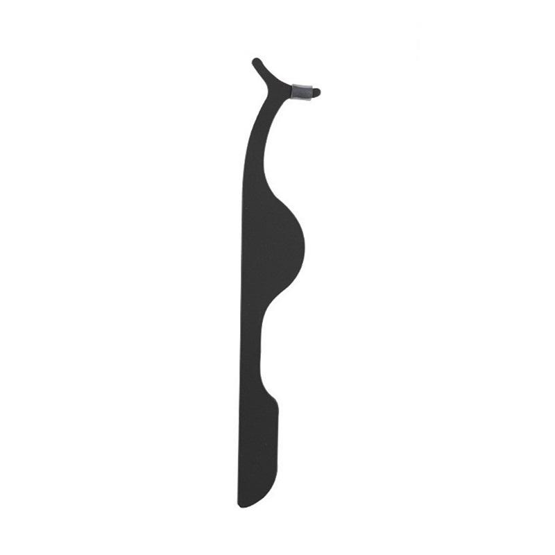 Edelstahl Wimpern Curler Multi Function Lokale Stange False Wimpern Clip Pfropfen Pinzette Pinzette Wimpern Zubehör Gut 1 2bh E2