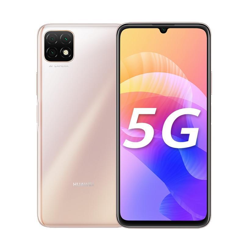 "Original Huawei Disfrute de 20 5G Teléfono móvil 4GB RAM 64GB 128GB ROM MT6853 OCTA Core Android 6.6 ""13MP 5000mAh ID de huella digital Teléfono celular inteligente"
