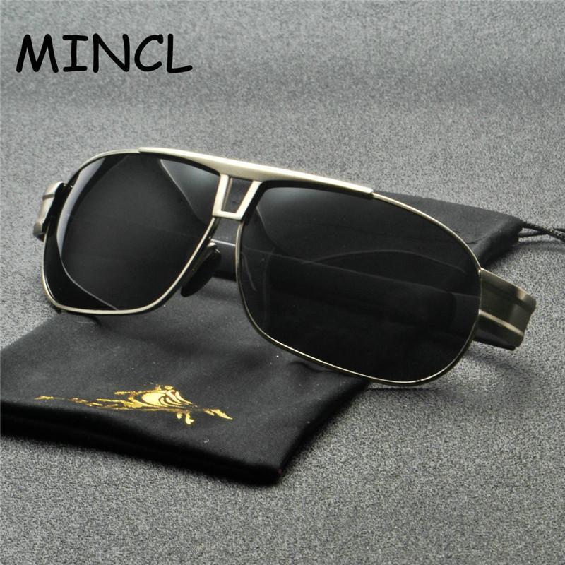 Güneş Gözlüğü Klasik Polarize Erkekler Kadınlar Retro Marka Tasarımcısı Yüksek Kaliteli Güneş Gözlükleri Kadın Erkek Moda Ayna Sunglass Fml