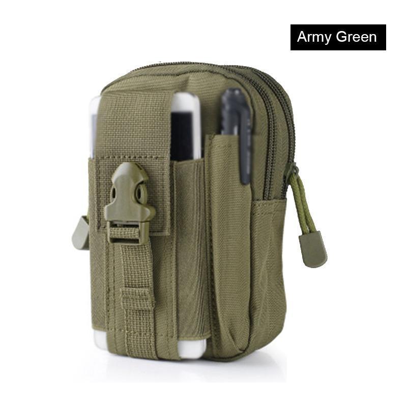 Сумка камуфляж Travel Tactical Hiking талия молла сумка пакет ремень работает мешка кемпинг карманные SLFCS