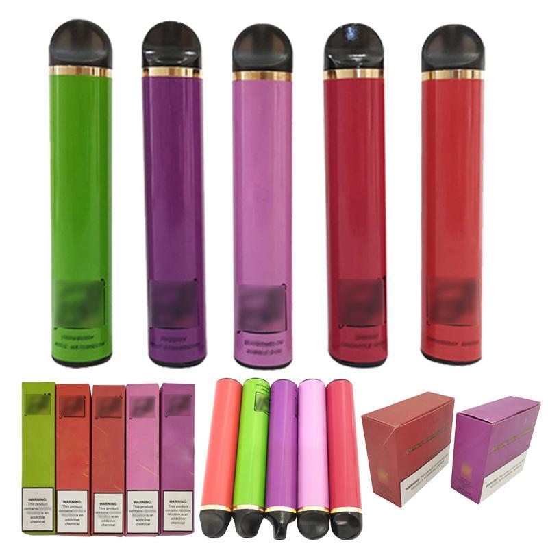 Однократное использование Vape Pen OEM ODM Brand Custom Logo Упаковочная коробка Одноразовый E CIG 1500 Загонией 650 MAH Puy Tape Xtra Vape