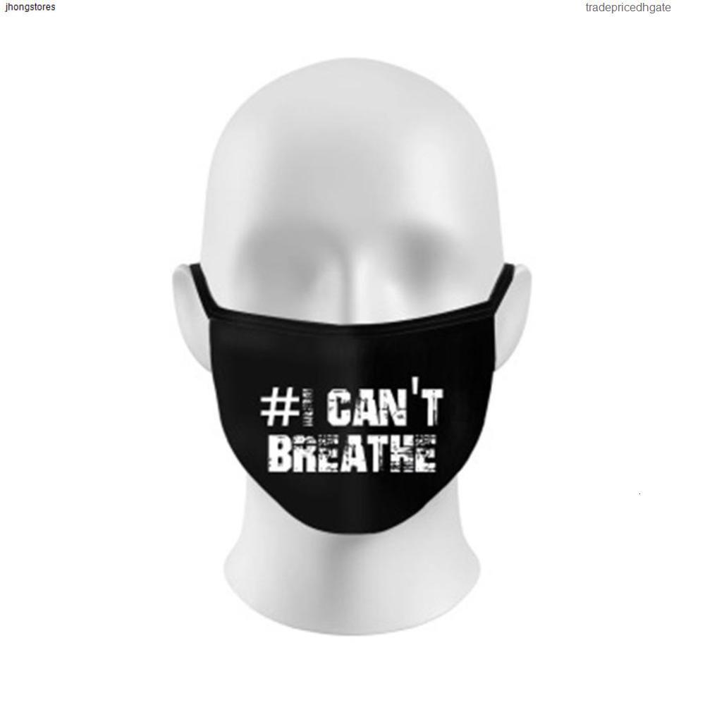 Máscaras de letras de diseñador Mascarillas de polvo a prueba de polvo con rostro respirando a prueba de salpicaduras anti-partículas M 7J77