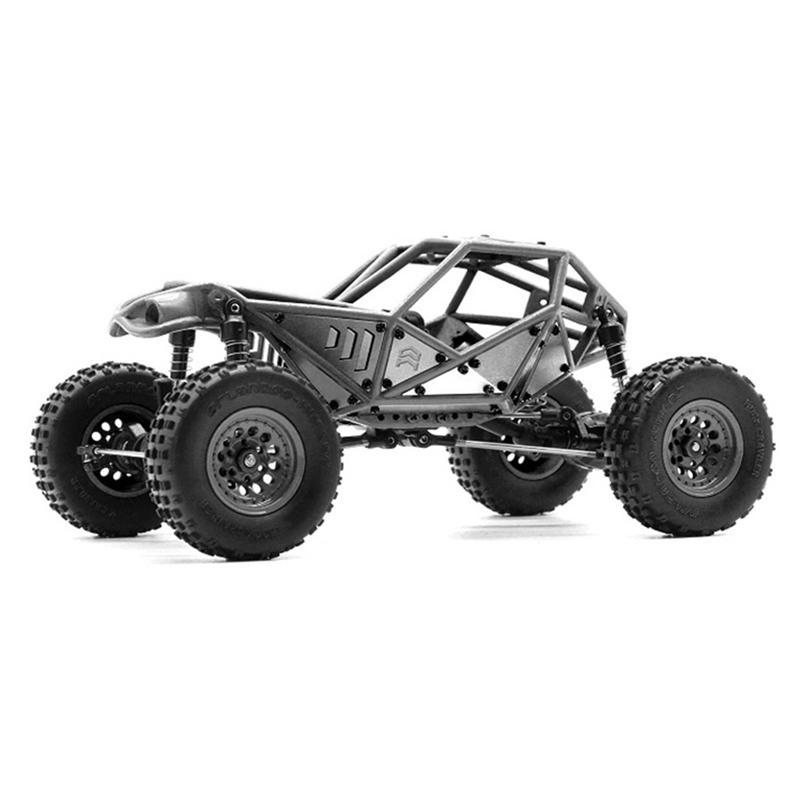 Orlandoo Hunter OH32X01 1:32 4WD DIY Рама Удаленный Contro RC Kit Rock Trawler Автомобиль внедорожников без электронных частей 201218