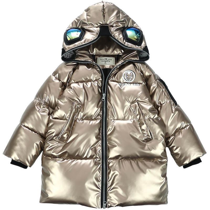 2020 inverno cartone animato ragazzi cappotti moda lungo bambini cappotti ragazzi soprabito per ragazzi tuta sportiva per bambini tuta sportiva per bambini soprabito baby tuta sportiva B3372