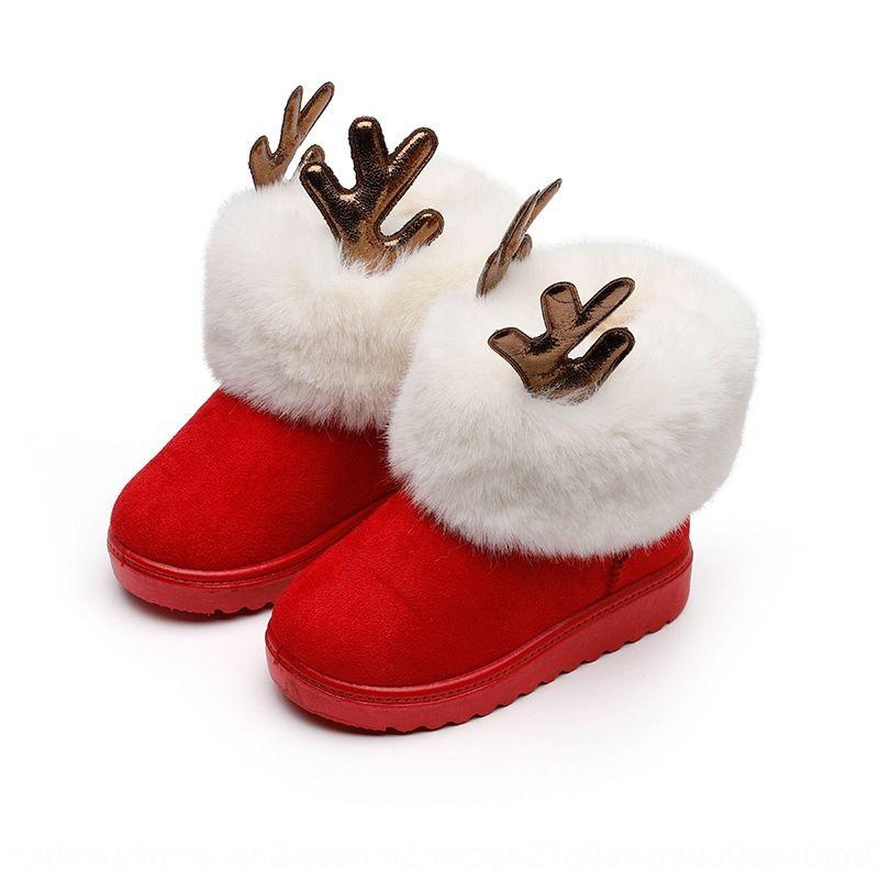 S1SP 2021 мода детские детские сапоги женские в настоящих кожаных девушек снег австралия обувь бантики с зимние сапоги повседневные туфли 82WV #