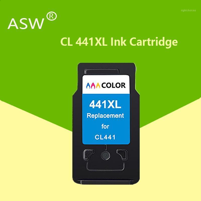 Cartucce d'inchiostro ASW PG440 CL441 Sostituzione della cartuccia per Canon PG 440 cl 441 440XL Pixma MG4280 MG4240 MX438 MX518 MX3781