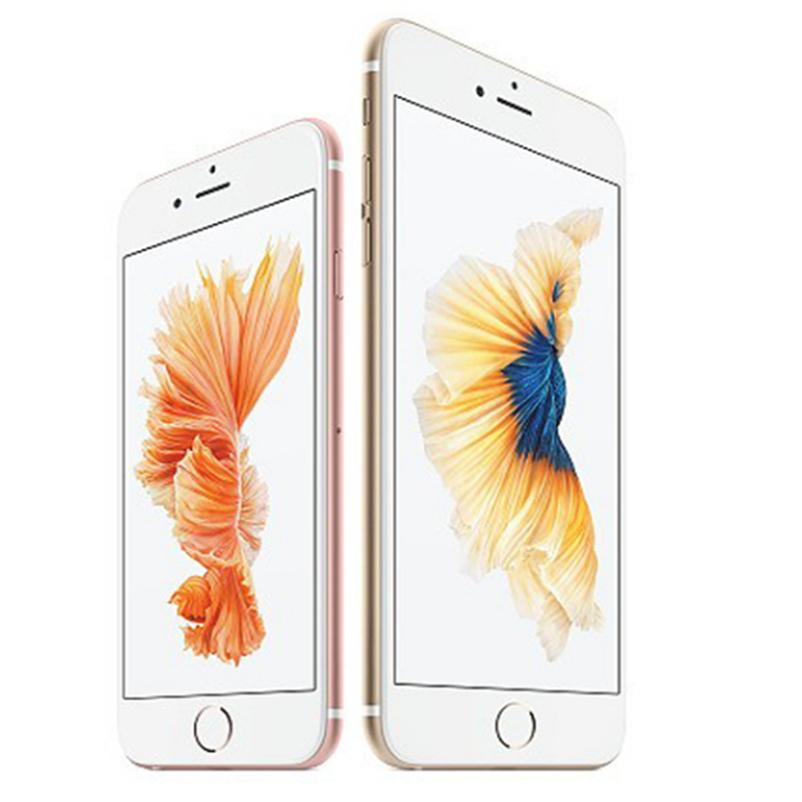 "Original remis à neuf Apple iPhone 6 déverrouillé iPhone 6 plus 64 Go iOS Rose Gold 4.7 ""I6 Smartphone Version américaine en gros Chine"