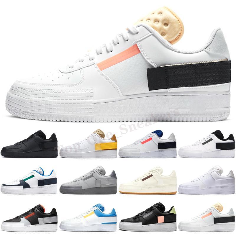 Force 1 Type N.354 Erkek Kadın Tasarımcılar Ayakkabı Üçlü Siyah 1 Buz Mavi Düşük Yüksek Platformu SB Adam Eğitmenler Moda N.354 Erkekler Sneakers