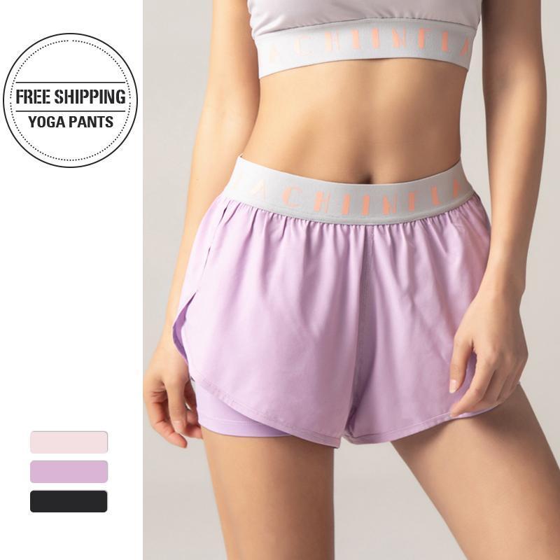 Short de yoga femmes compression courte pantalon pantalon corto yoga femmes gym gym shorts pour l'entraînement sport fonctionnant neuf 2020