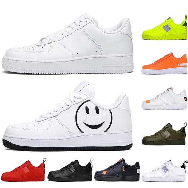 NEW Utility Volt Black White Skatboard Running shoes Women Men pro cut one Utility Olive dunk 1 chunky flats casual Sport Sneakers