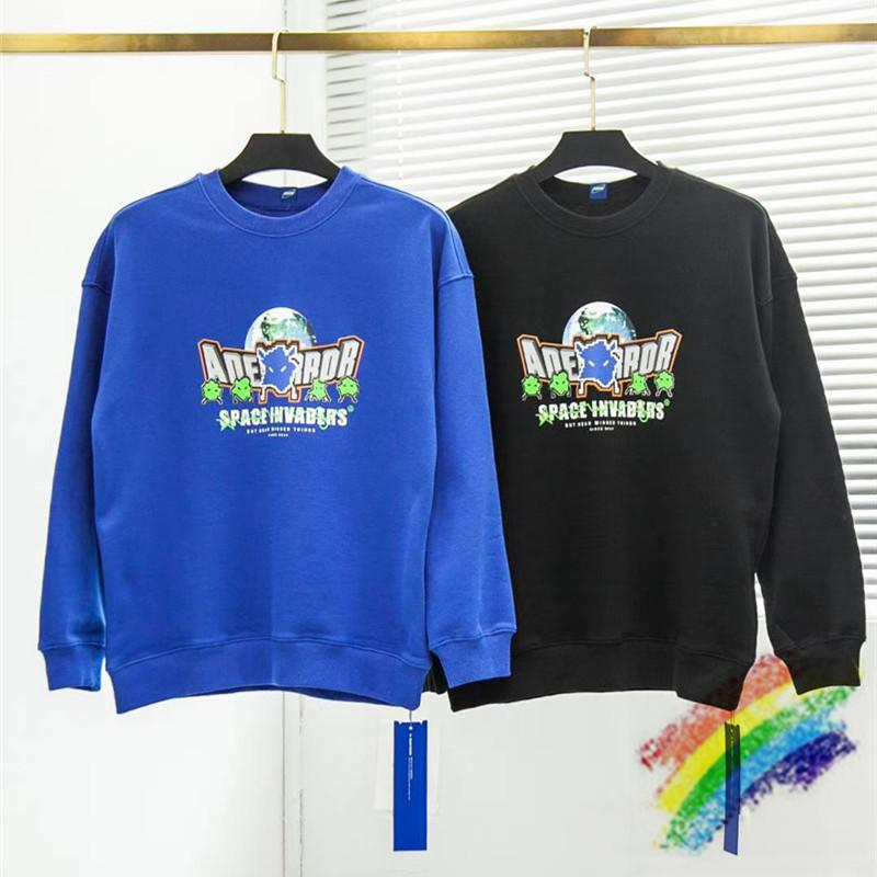 10Couleurs d'épaisseur oversize Sweatshirts Streetwear Couples Capuche Capuche Hommes Femmes