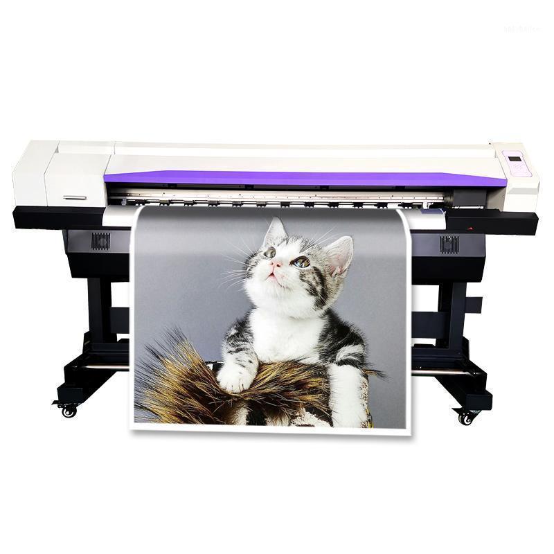 5 футов 1,6 м 63-дюймовый крытый наружный струйный принтер XP600 PVC виниловая графическая печатная машина1