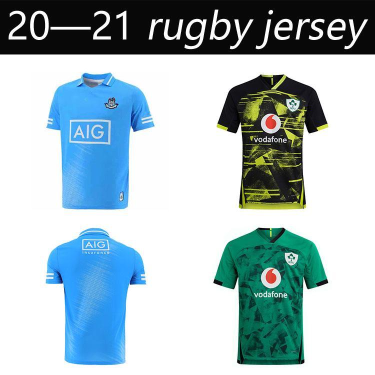 2021 Coppa del Mondo Irlanda Maglie di rugby irlandese Irfu Nrl Munster City Rugby League Leinster Alternative Jersey 20 21 Ulster Irishman Shirts
