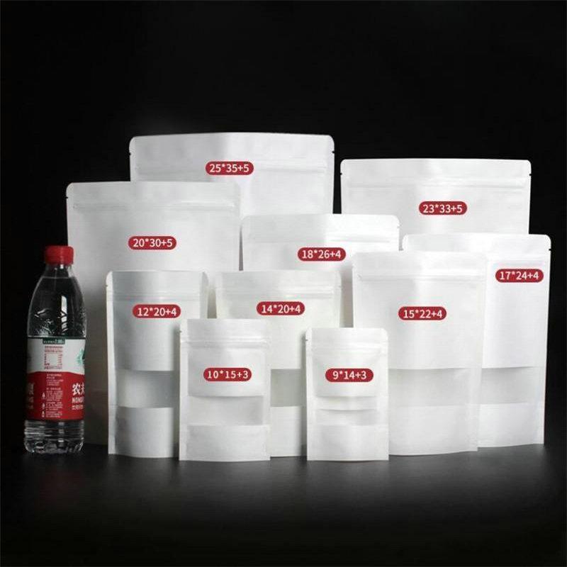 Branca Papel Manteiga Bags My White manteiga Paper Bag 250x250 sacos brancos Butter sacos de papel Meu oztLu