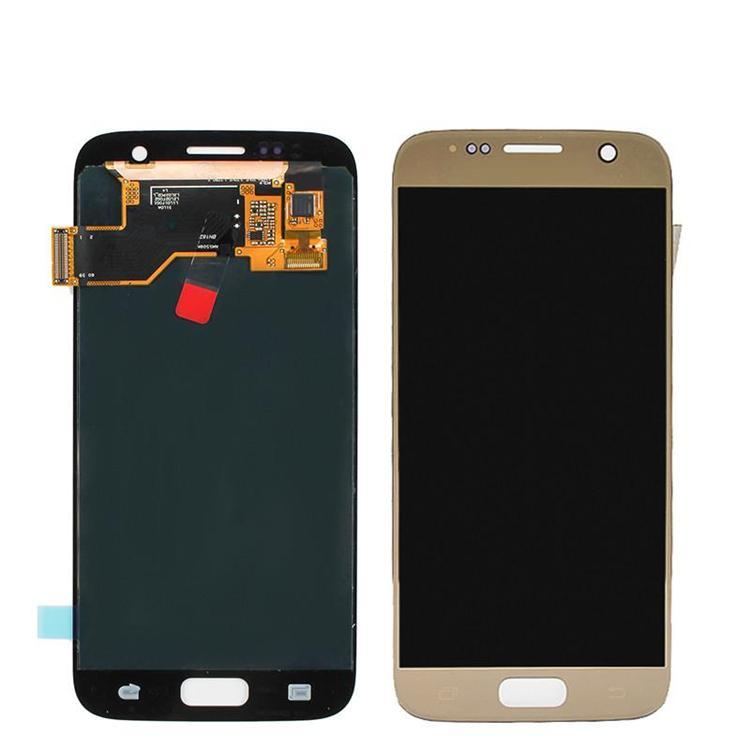 100% Tela testada para Samsung Galaxy S7 G930 Display LCD Touch Screen Digitador com telefone Touch Screen