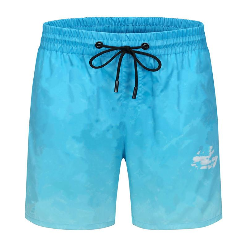 2021 Shorts de Hommes Designer Board Short Mode Swim Port Pantalons de plage Beach Pantalons Mens Swim Short designs Pantalons