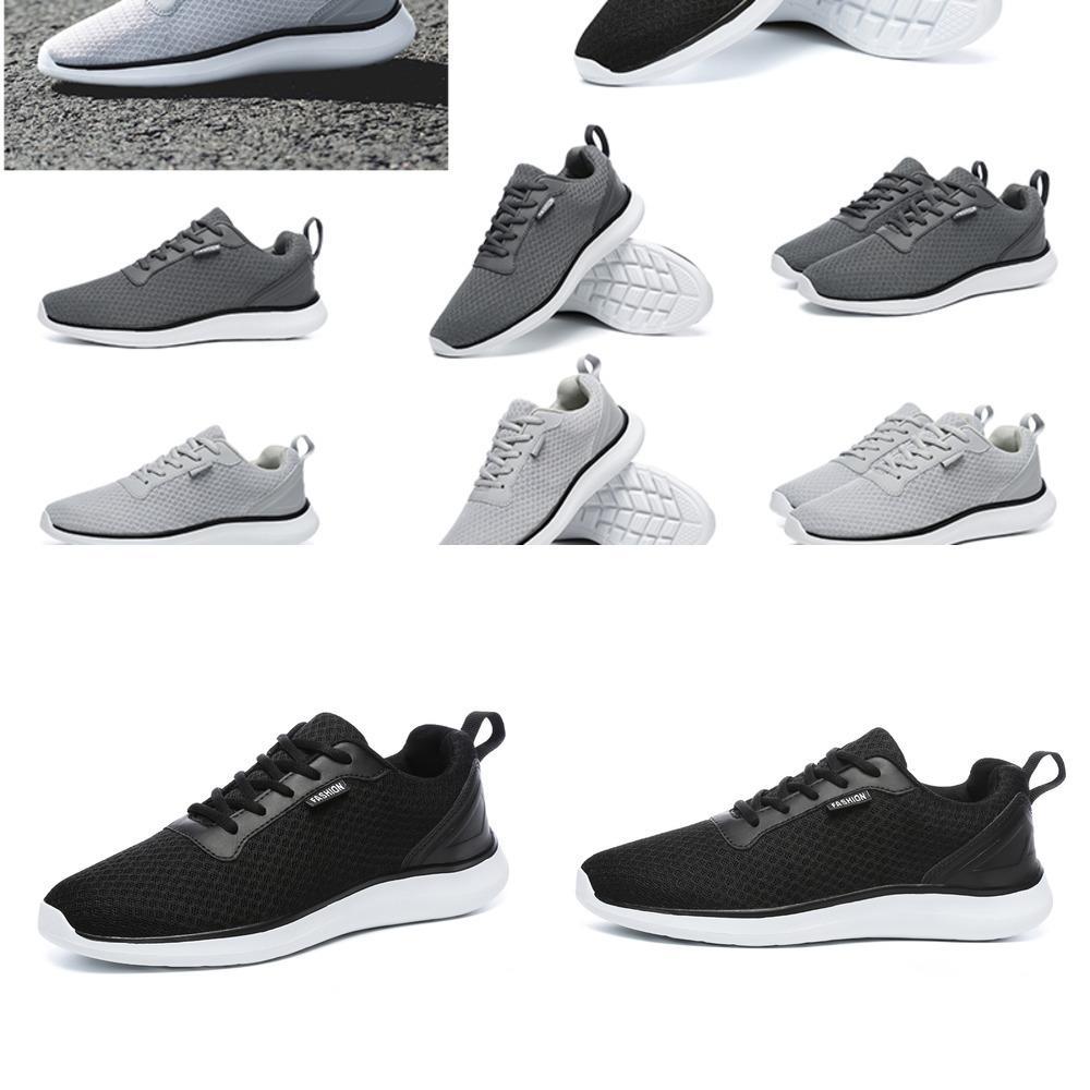 Kahverengi 2020 Renkli Parça6 Gri Beyaz Turuncu Siyah Dantel Yumuşak Yastık Genç Erkek Erkek Koşu Ayakkabıları Düşük Kesim Tasarımcı Eğitmenler Spor Sneaker