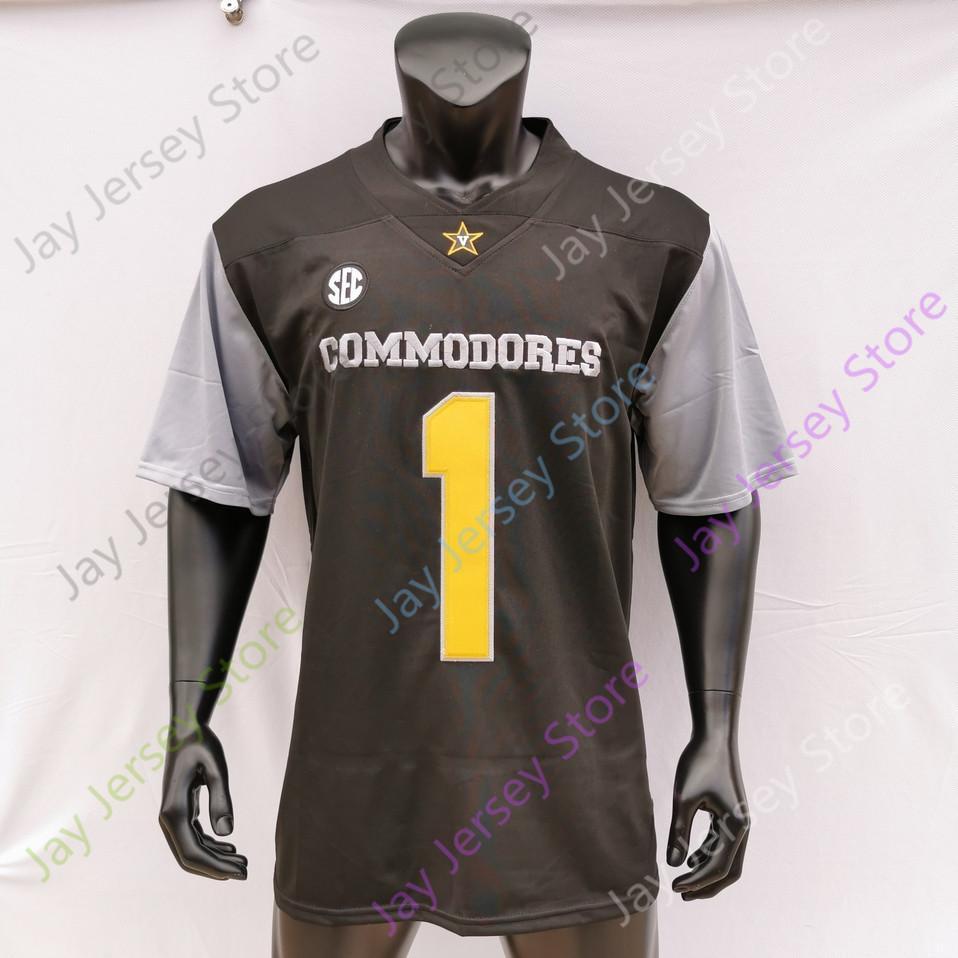 vanderbilt football jerseys for sale