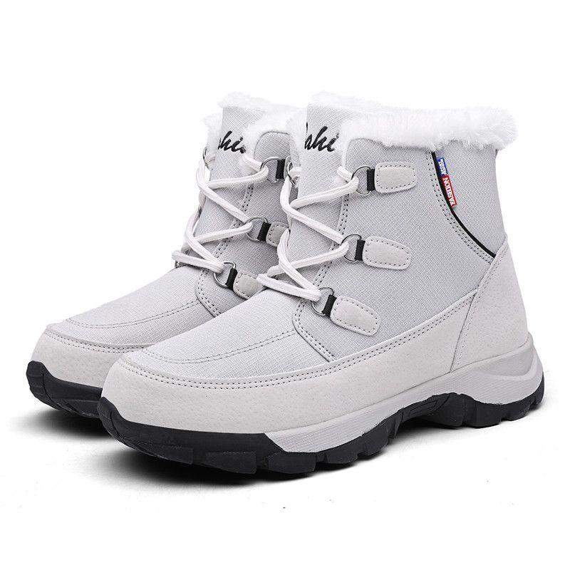 Sıcak Satış Fedonas Yeni Bayanlar Kaliteli Kar Botları Kış Sıcak Kadın Ayak Bileği Çizmeler Flats Platformu Rahat Temel Ayakkabı Kadın Marka Kısa Çizmeler