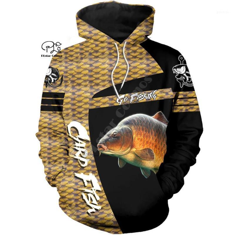 Мужские толстовки для толстовки Plspar Cosmos Bass Bass CARP Рыбалка мода Fisher Coussusit Смешные 3dPrint Унисекс молния / толстовки / толстовки /