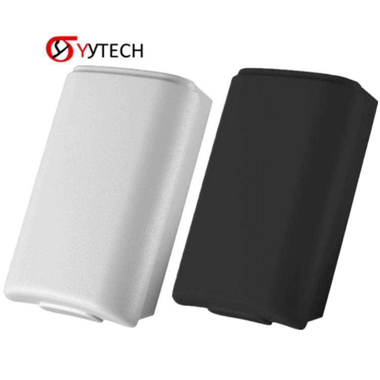 Syytech مصنع إمدادات استبدال أجزاء لاسلكي حجرة البطارية الغطاء الخلفي ل xbox 360 اكسسوارات ألعاب أخرى