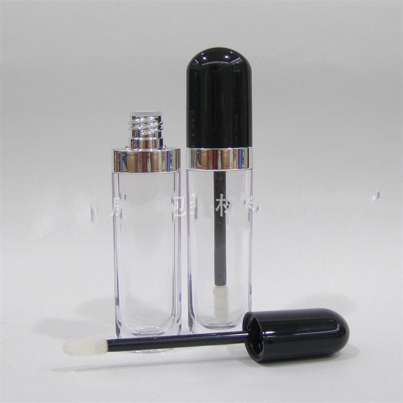 8ml 빈 입술 광택 컨테이너 립글로스 튜브 휴대용 화장품 서브 포장 작은 투명 병 DIY 1 9WC F2