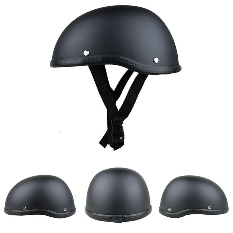 57-62CM ABS البلاستيك دراجة نارية خوذة، موتوكروس خوذة، الرجعية مشرق أسود اللون خوذة كاسكو غصيمة موتو capacete cascos