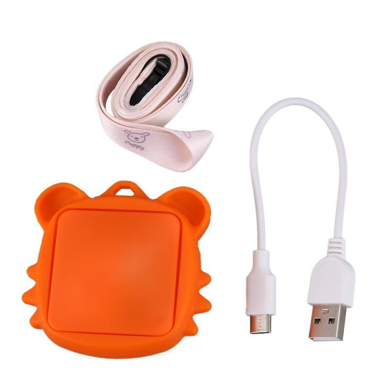 Collier d'ion d'oxygène négatif pour enfants Purificateur portable portable Purificateur d'air anti-épouse portable