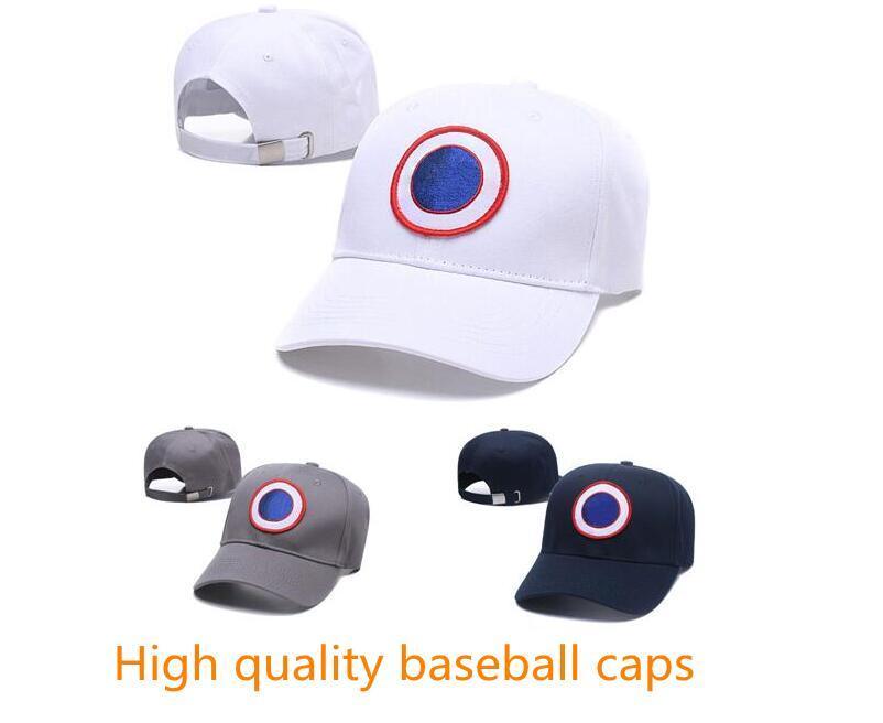 NUOVO 2021 Cappellini da baseball di alta qualità sono regolabili per uomini e donne Snapback Papà 3 stili da scegliere tra cappelli