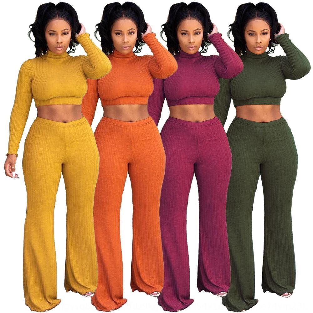 ZFES Mujeres 2 piezas Set Sportswear Tie Casual Contrast Color Color TEE TEE Funda Top Flozo Pantalones Pantalones de longitud de verano Tinte Outfi de moda