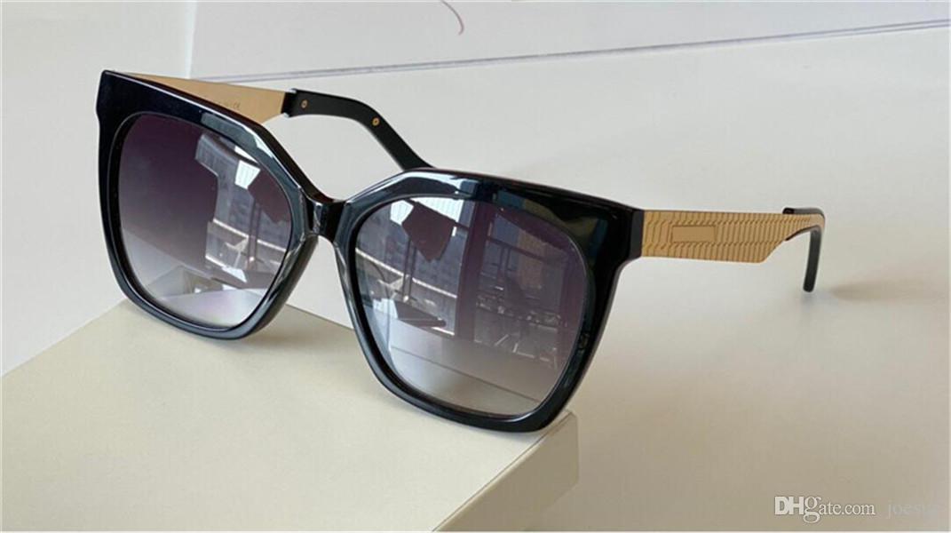 Nuovi Occhiali da sole popolari di moda 1099 Square telaio quadrato Top Quality Semplice e generoso stile UV400 Protezione Eyewear con scatola