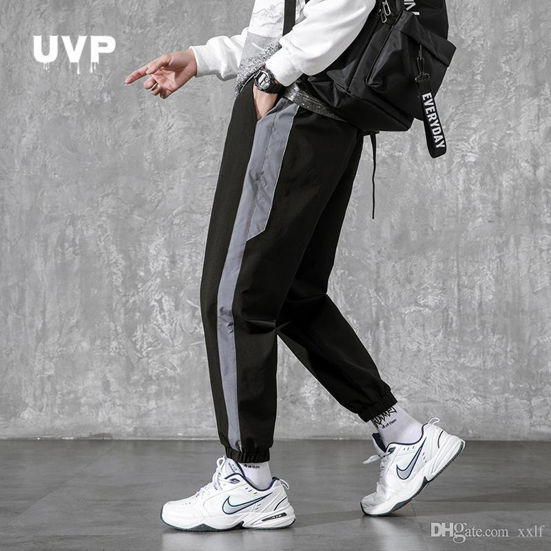 Erkekler Joggers Pantolon Marka Koşu Spor Pantolon Spor Giyim Erkekler Için Sweatpants Erkek Casual Harem Adam Eşofman Altları 2020