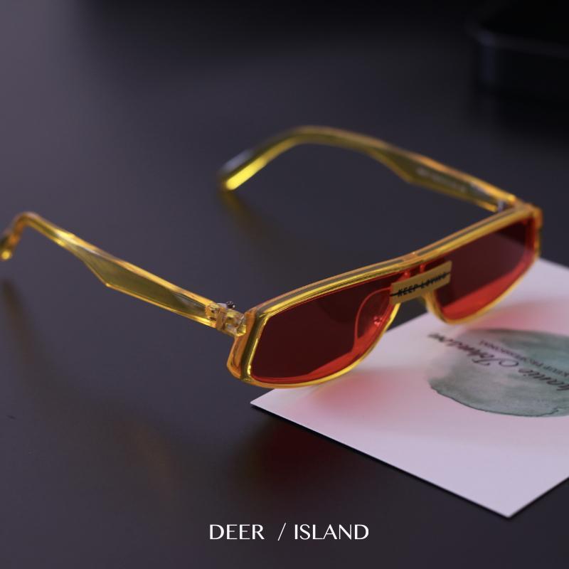 Mulheres ins homens da moda caixa personalidade net Red Hip Hop versátil trampy 2020 novos dos óculos de sol