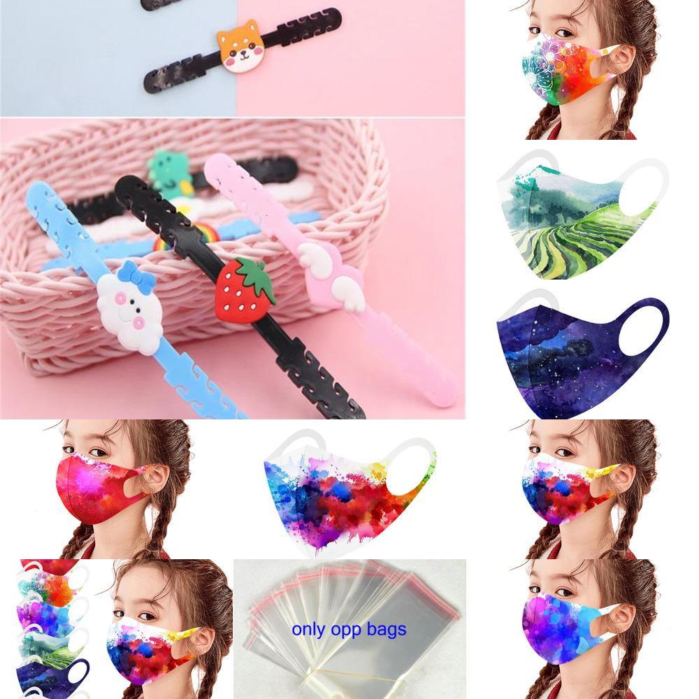 Máscara FaceMask Gravata para Criança Cobertura De Masque Capa Ao Ar Livre Ciclismo Ear 2 Esporte Bylyx Loop Barato Crianças à prova de vento Respirável rosto N3KRV QVGQ