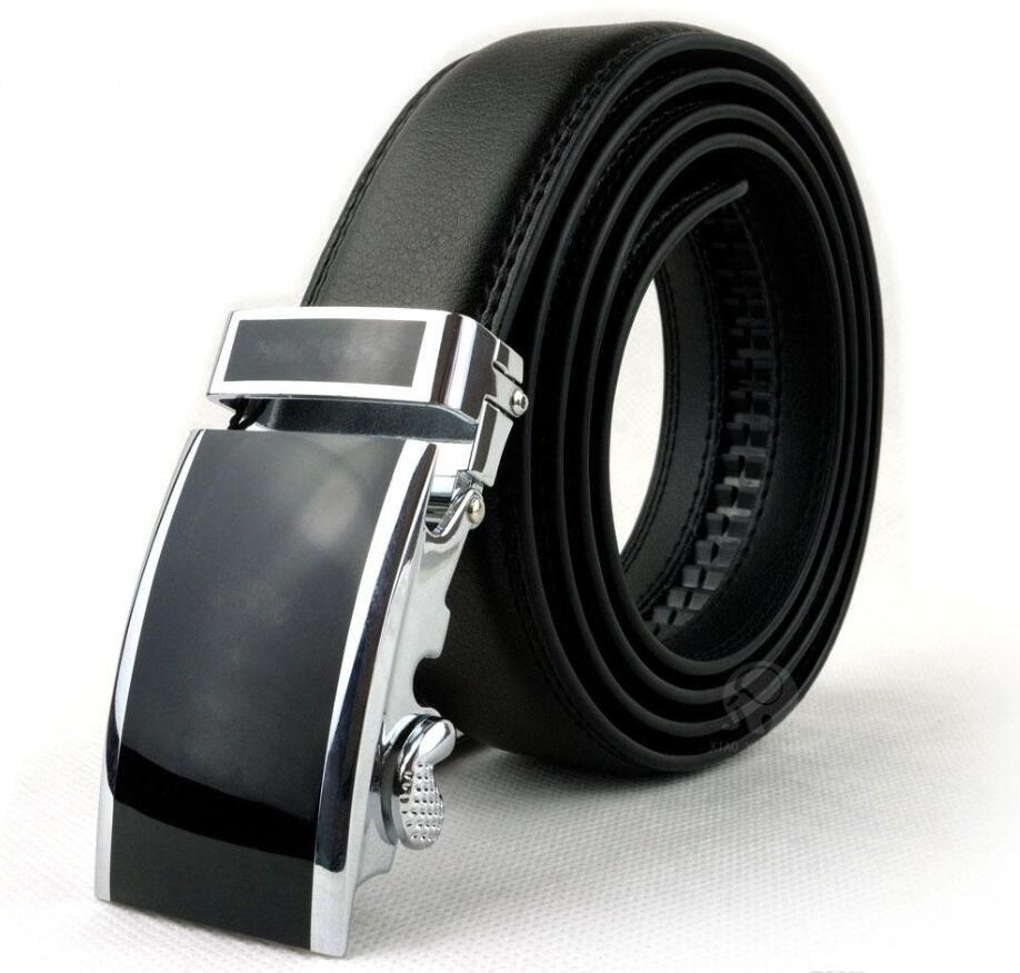 Cinto de desenhista de alta qualidade de luxo de fivela automática para homens e mulheres cintos de negócios MC Belts para homens