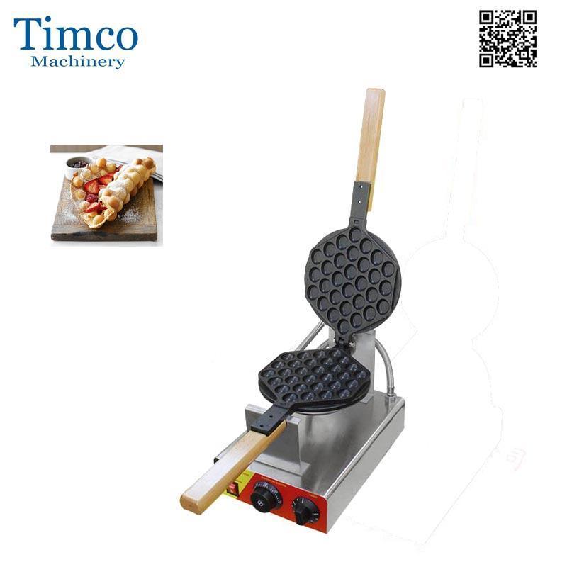 Bubble Waffle Maker Mini Bancake Machine FreeShipping Electric Hong Kong Egg Waffle Makers