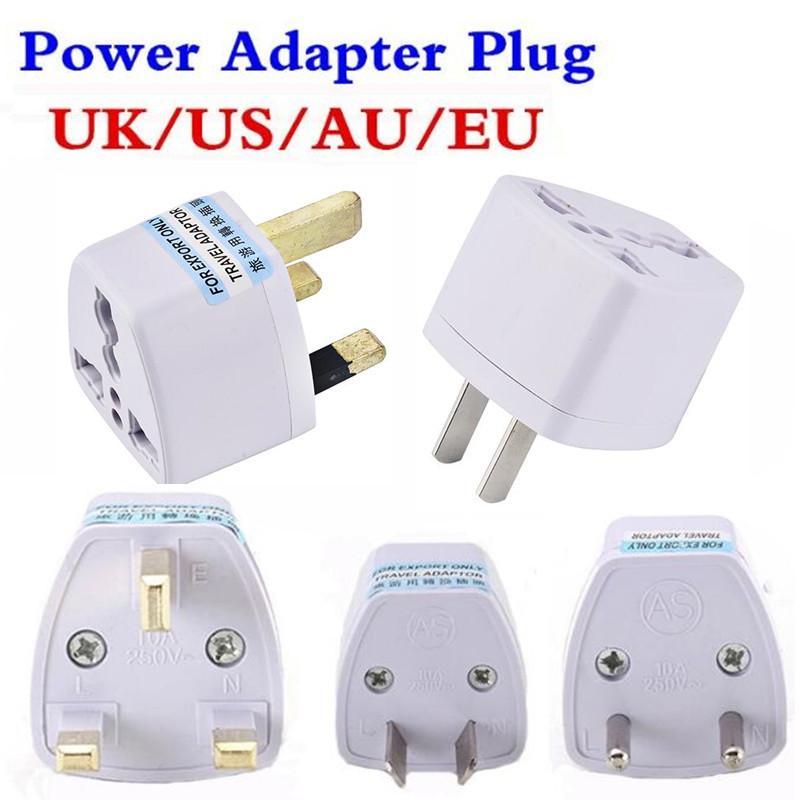 High Quality Travel Charger AC Electrical Power UK AU EU To US Plug Adapter Converter USA Universal Power Plug Adaptador Connector