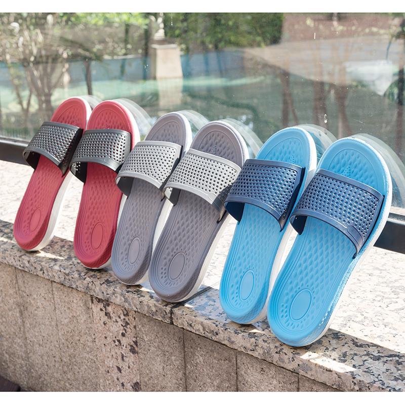 Men's Sandals Arrival Summer Men shoes Flip Flops High Quality Beach Sandals Anti-slip Zapatos Hombre Beach & Outdoor Sandals C0203