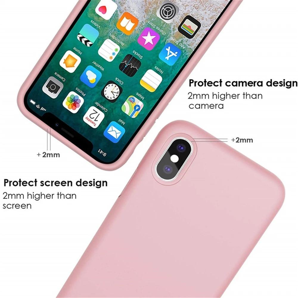 Für Apple iPhone 12Pro Max 12mini Ursprüngliche Telefonkasten mit logo offizielles flüssiges silikon-abdeckungsfall iphone 12 pro max