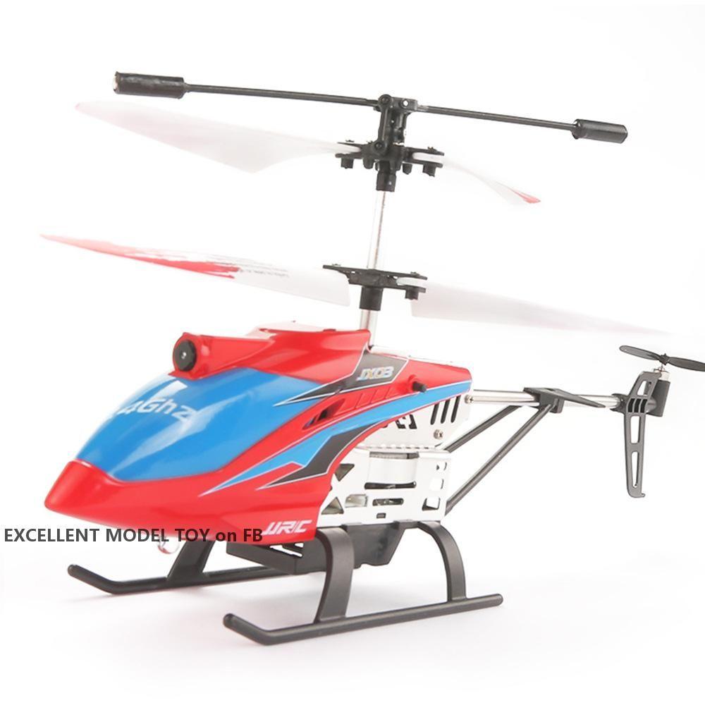 JJRC JX03 Fernbedienung Hubschrauber Spielzeug, 2,4G Wifi HD-Kamera UAV, Feste Höhe Echtzeit Bildübertragung, Legierungsdrohne, Kind 'Geschenk