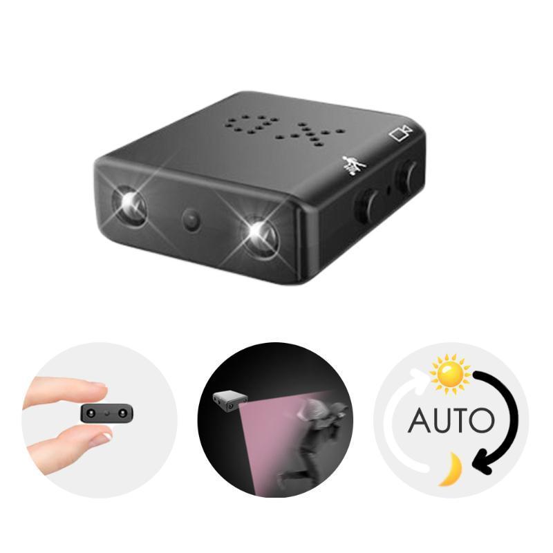 XD IR-CUT 미니 카메라 HD 1080P 미니 캠코더 야간 투시경 적외선 마이크로 카메라 모션 탐지 비디오 레코더 DV CAM SQ11