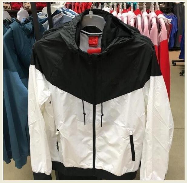 2019 hommes femmes concepteur veste manteau de luxe Nouveau sweat à sweat à capuche à manches longues à la manches longues d'automne Sports à glissière de fermeture à glissière pour hommes Vêtements Plus Taille Sweats à capuche