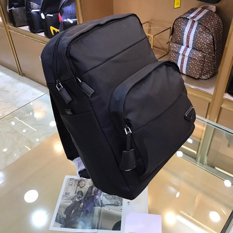 عالية الجودة حقيبة الكتف ماركة قماش الأفاق مصمم حقائب اليد المستوردة للماء القماش خياطة في الهواء الطلق حقيبة مدرسية