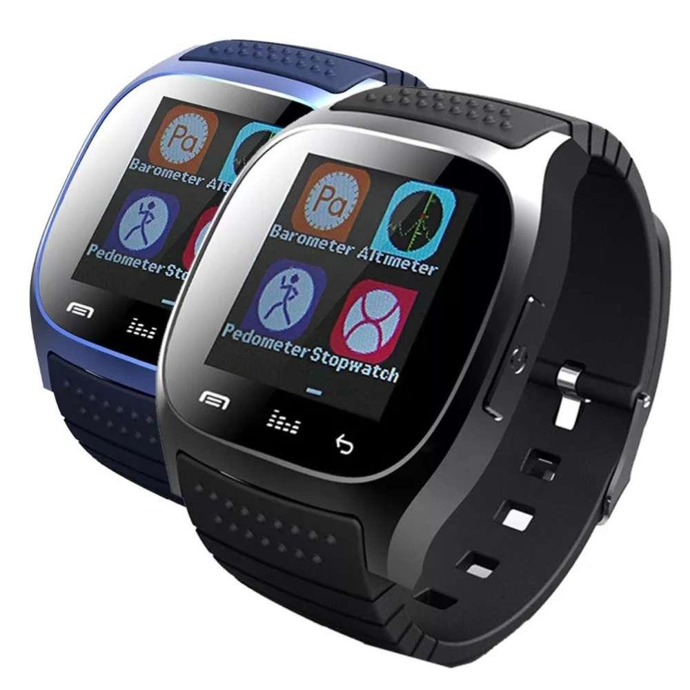 M26 Bluetooth smart mobile phone dialing alarm clock all in one Android watch