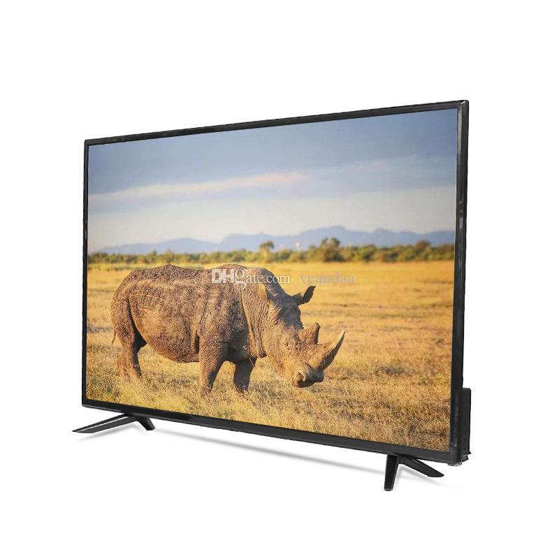24 32 39 43 55 65 polegadas Smart LCD TV de tela plana TV e TV LED para Hotel