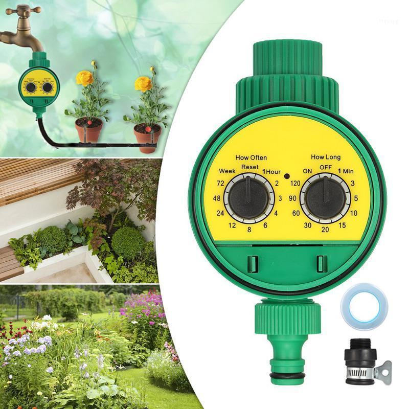 Automatic Irrigation Controller Home Ball Valve Garden Watering timer Hose Faucet Timer Outdoor Waterproof Automatic water1